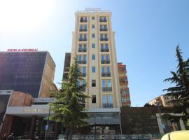 Grand Hotel Palace Korca