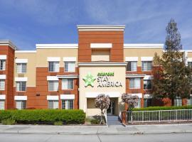 美国圣何塞市区长住酒店