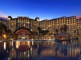 三亚湾海居铂尔曼度假酒店,位于三亚的酒店
