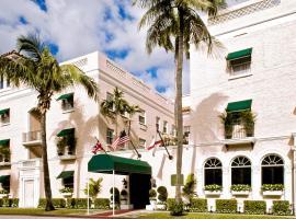 棕榈滩切斯特菲尔德酒店