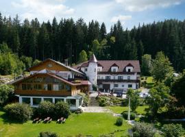Märchenhotel Waldpension Nebelstein