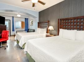 拉科帕茵海滩酒店, 南帕诸岛