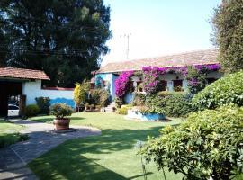 阿祖尔化斯卡酒店, Huasca de Ocampo