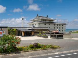 吴竹海滩日式旅馆