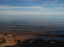 Peipsi rannamaja, Nina