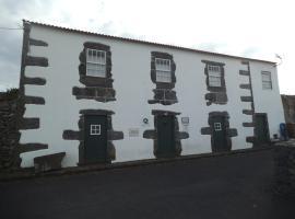 Casa da Madrinha Graciosa, Trás dos Pomares