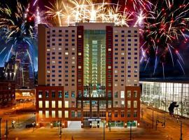 丹佛市中心/会展中心希尔顿合博套房酒店