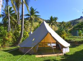 外图营地旅馆, Matacawalevu (Nanuya Balavu Island附近)
