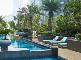 雅加达莱佛士酒店, 雅加达