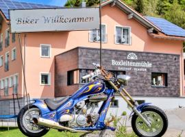 Gasthof-Pension Boxleitenmühle