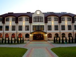 比斯特酒店兼餐厅, Dunaivtsi