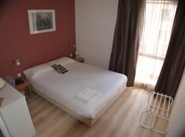 科尔马中心普里莫布里特酒店