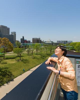 大阪天王寺公园近铁友谊旅舍