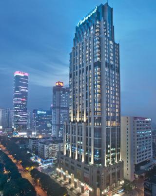 广州方圆奥克伍德豪景酒店公寓