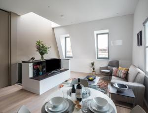 Mirabilis Apartments - Camden Town Spaces BS