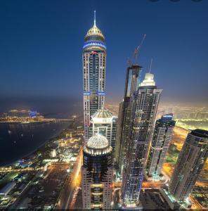SKYNEST HOLIDAY HOMES PRINCESS Tower 5601 DUBAI MARINA
