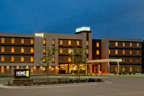 盐湖城/南约旦希尔顿欣庭套房酒店