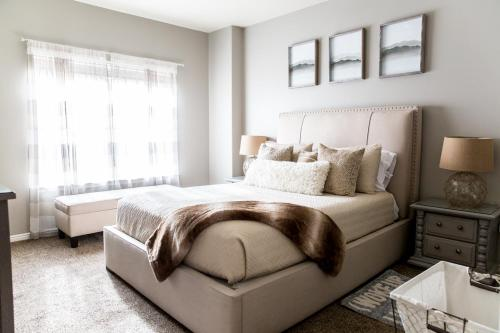 Chic Downtown Suite