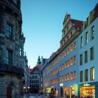 德累斯顿城堡特里夫酒店