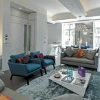 特拉法加广场豪华两卧室公寓