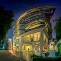 安纳亚曼谷酒店,位于曼谷的酒店