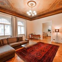 布拉格老城区独特公寓