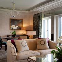 格兰德霍特尔赫西斯切霍夫 - 法兰克福酒店,位于美因河畔法兰克福的酒店