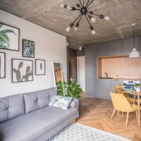 Tartaczna Loft Style Apartment in Gdansk Old Town