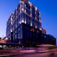 北京王府井希尔顿酒店,位于北京的酒店