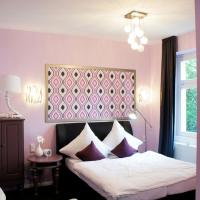 法兰克福克莱茵酒店,位于美因河畔法兰克福的酒店