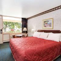 科基斯维尔华美达高级酒店