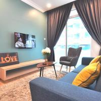 马六甲波浪公寓