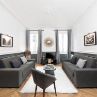 巴黎中心3号豪华四卧室公寓