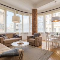 Spacious Bright Apartment - Wenceslas Square