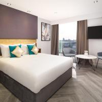 伦敦斯特拉福德隆姆茨公寓式酒店