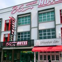 BG商务酒店,位于大山脚的酒店