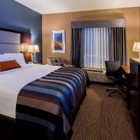 坎卢普斯温德姆之温盖特酒店,位于坎卢普斯的酒店