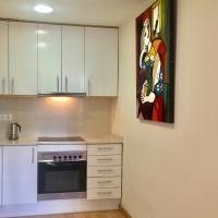 巴塞罗那市中心公寓