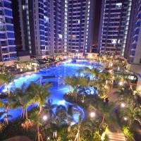 亚特兰蒂斯公寓@马六甲图标住宿