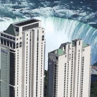 希尔顿尼亚加拉大瀑布/瀑布景观套房酒店