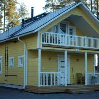 Aurinkolinna 12,位于Peräseinäjoki的酒店