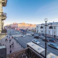RentPiter Nevsky 64 balcony