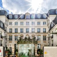 巴黎库贝酒店 - 冰极酒吧