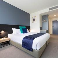 曼特拉麦克阿瑟酒店,位于堪培拉的酒店