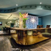 曼哈顿酒店,位于美因河畔法兰克福的酒店