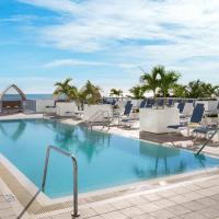 迈阿密海滩希尔顿卡巴那酒店