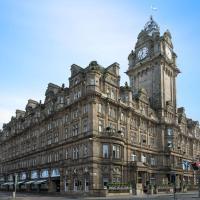 罗科·福尔蒂巴尔莫勒尔酒店,位于爱丁堡的酒店