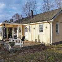 Three-Bedroom Holiday Home in Degeberga