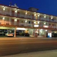 大西洋城哈蒙顿红地毯套房酒店