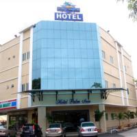 Hotel Palm Inn Bukit Mertajam,位于大山脚的酒店